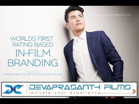 Increase Your Sales By In-Film Branding