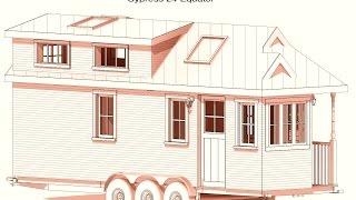 Tumbleweed Tiny House Cypress 24 Custom Plans