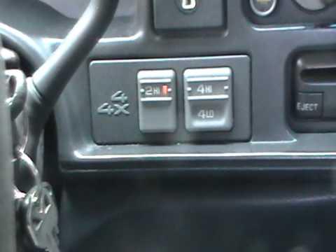 1997 Chevy Silverado Z71 4x4 Youtube