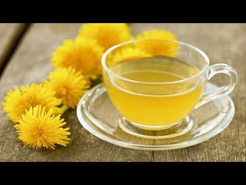5 Reasons To Drink Dandelion Tea Every Day