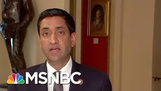 Full Khanna: Republicans More Willing To 'Speak Out Against' Trump | MTP Daily | MSNBC