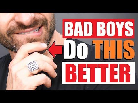 "7 Bad Boy TRICKS All ""Nice Guys"" Should STEAL!!!"