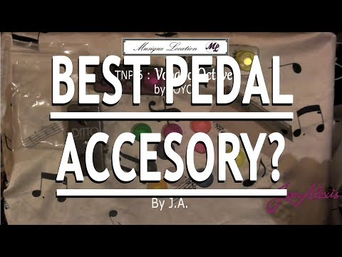 Best Pedal Accesory ? Mooer Candy - This New Pedal Review : Special Edition 1