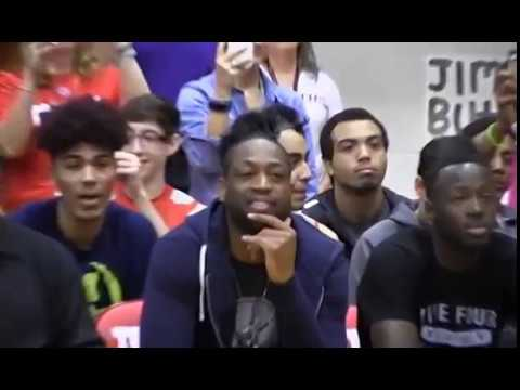Jimmy Butler visits Tomball High School for jersey retirement