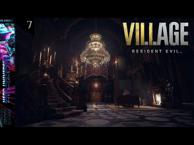 Resident Evil Village   #7 Dimitrescu am A**** & Auf die Glocken  ☬ PC [Deutsch]