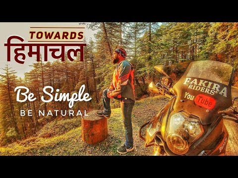 MUST GO RIDE IN INDIA |  HIMACHAL PRADESH | CHAIL
