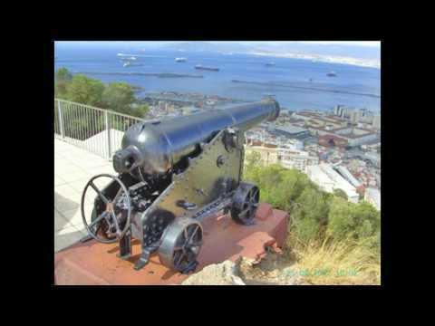 Visit Gibraltar on the Straits of Gibraltar