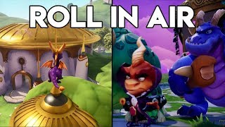 Crush & Ripto Skip Discovered in Spyro Reignited Trilogy | Ripto