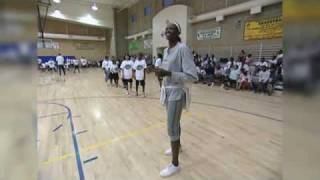 WNBA Cares: Los Angeles Sparks Care About the Community