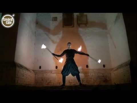 Flame Flowers: a tűz zsonglőrei Szegeden