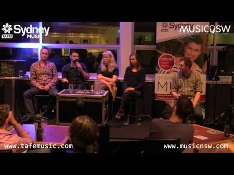 MusicNSW Radio Workshop May 2014, Part 1 of 3