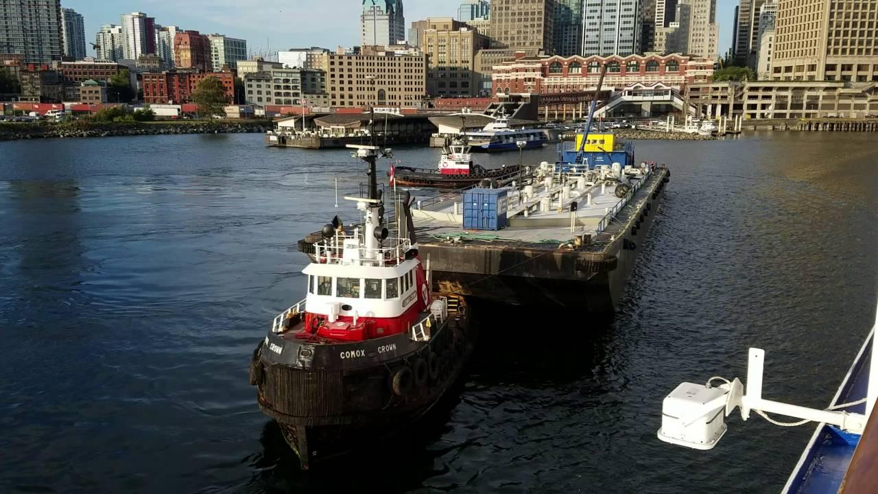 Harbour tug vacancy