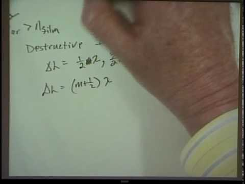 Physics 220-Sp 2010-Lecture 29-Thin Film Interference