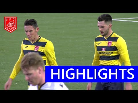Edinburgh City Stranraer Goals And Highlights
