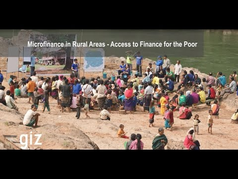 Enhancing Financial Inclusion in Lao PDR