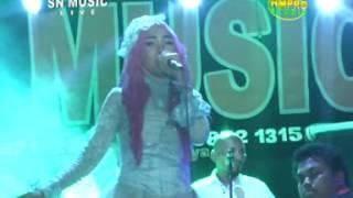 POTRET TUA Elize Alycia SN Music Edisi Kembangan By Herman