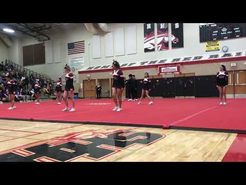 Elgin high school cheer 2018
