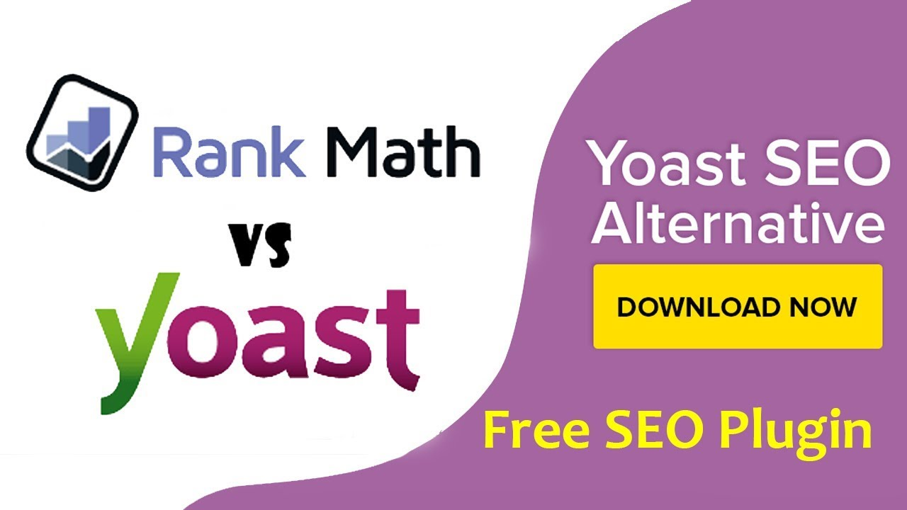 Rank Math Vs Yoast Seo Best WordPress Seo Plugin