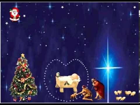 Christmas powerpoint background loop video - YouTube