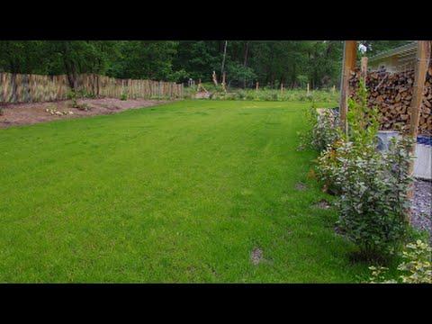 Pr parer le sol avant de semer son gazon engazonnement doovi - Preparer son terrain avant pelouse ...