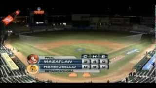 Resumen Juego 3 Venados de Mazatlan Vs Naranjeros de Hermosillo (30/12/2013)