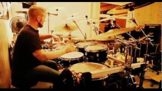 Invocation - Petrified Scars Drum Rehearsal (01.20.2012)