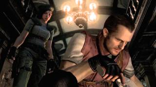RESIDENT EVIL HD Remastered   3 MIN.GAMEPLAY (60 FPS) on PC HD