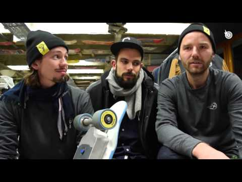 Mellowboards Testride Hamburg // WhoWell's cut