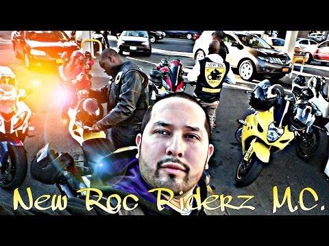 New Roc Riderz M.C. New Rochelle, NY - CT RUN
