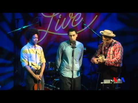 Hamilton Live: Dom Flemons