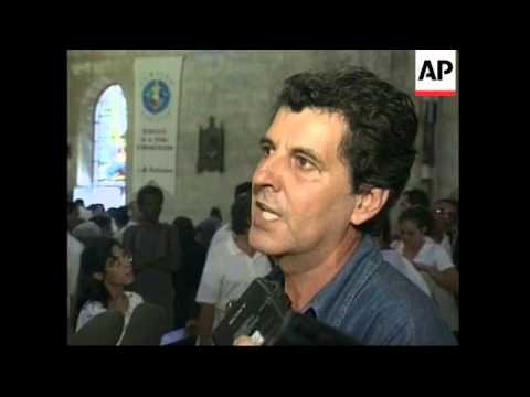 CUBA: CARDINAL JAIME ORTEGA MEETS DISSIDENTS