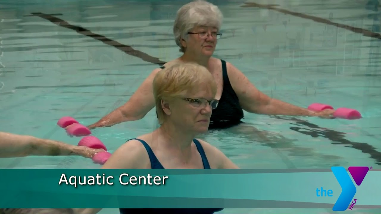 Dodge City Family YMCA Facilities - YouTube