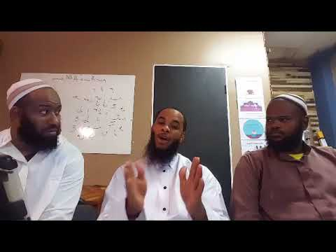 Controversial Student of Knowledge Shadeed Muhammad