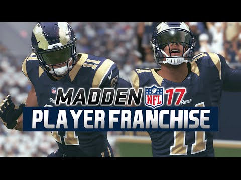 Madden NFL 17 - WR Player Franchise Ep. 4 - Week 2 vs. 49ers  [Rookie Season]