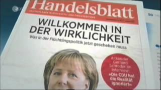 Meinungs-Umschwung  Merkel-Dmmerung