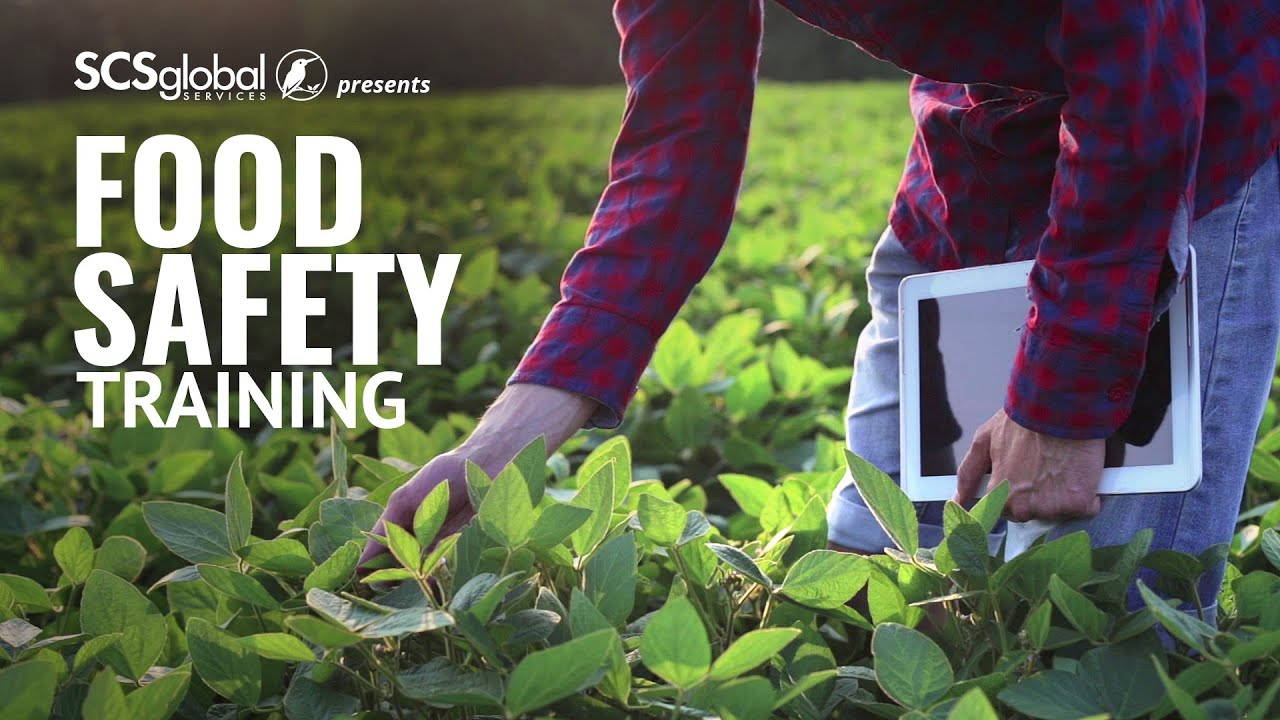 Food Safety Training | SCS Global Services