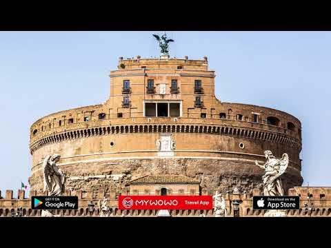 Castel Sant'angelo – Building – Rome – Audio Guide – MyWoWo  Travel App