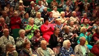 'В.Н.У.К.' поздравил пожилых людей с праздником