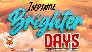 Indinal - Brighter Days [Audio Visualizer]