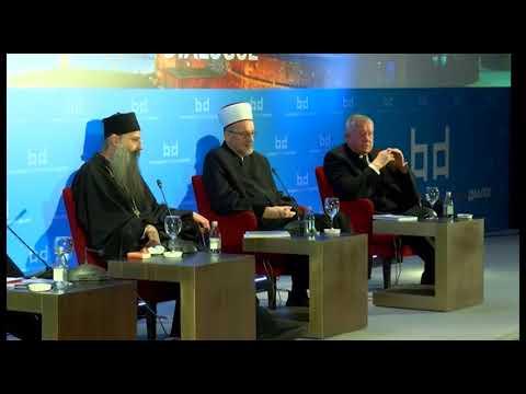 Belgrade Strategic Dialogue - mons. Stanislav Hočevar, beogradski nadbiskup 11.11.2017.