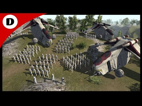 DEATH OF DALEY SQUAD? ~ Rico's Traitors 2 - Men of War Star Wars Mod