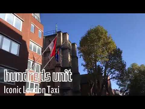 Wonderful Indonesia on the iconic London Black Cabs in 2017