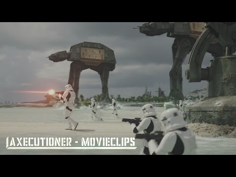 Star Wars: Rogue One |2016| All Fight/Battle Scenes [Edited]