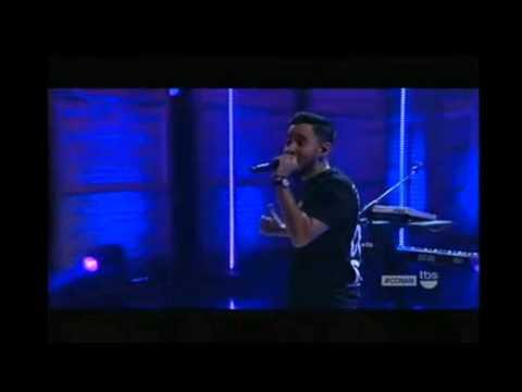 Fort Minor - Welcome - Live Premiere (Conan O'Brien Show)