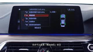 BMW X3 - Vehicle Status Menu