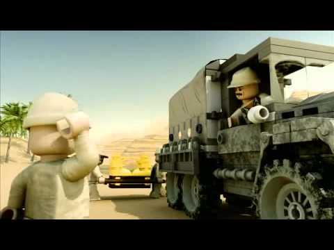 Filme Lego - Indiana Jones - Real Brinquedos