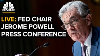 WATCH LIVE: Fed Chair Jerome Powell holds press conference after interest rate decision — 1/27/2021
