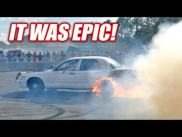 project-neighbor-goes-insane-then-catches-on-fire-cleetus-and-cars-fl-burnout-contest
