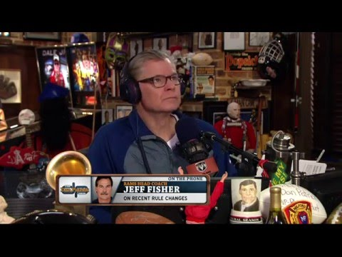 Jeff Fisher on The Dan Patrick Show (Full Interview) 3/24/16