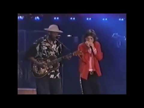 Rolling Stones And Taj Mahal -  Corinna - Restored Audio